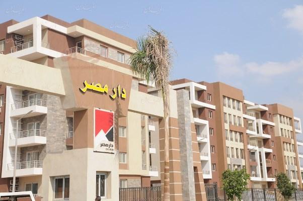 26 ديسمبر استلام وحدات دار مصر للمتأخرين بالعاشر من رمضان