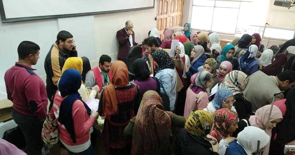 بالصور إقبال متزايد علي حملة ١٠٠ مليون صحة بالشرقية في اليوم الرابع