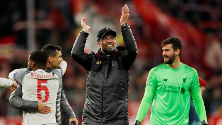 ليفربول يصعق بايرن في ملعبه ويتأهل لربع النهائي