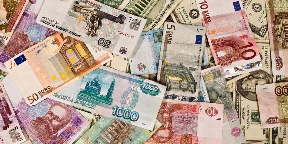 أسعار العملات اليوم الأحد 7 ابريل 2019 في مصر