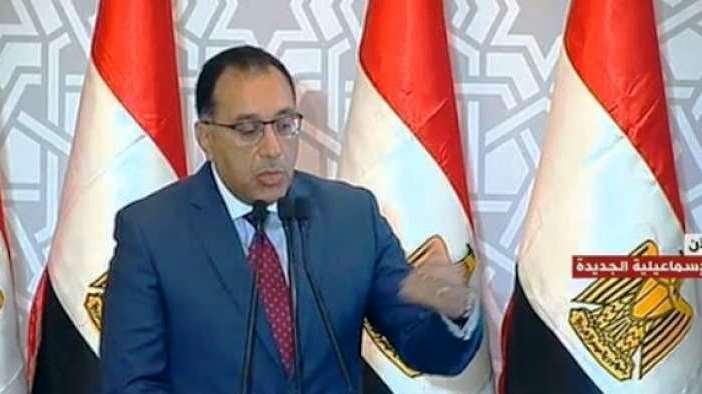 كلمة رئيس الوزراء خلال افتتاح المشروعات التنموية فى سيناء ومدن القناة