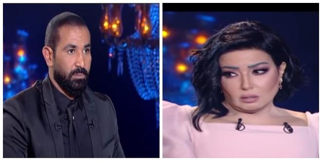 سمية الخشاب تتهم أحمد سعد بالشروع فى قتلها