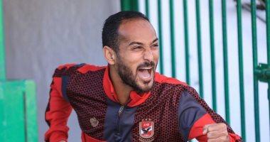 وليد سليمان يختار القميص رقم 11 مع المنتخب فى الكان