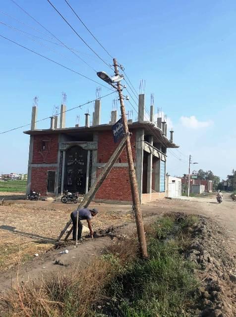 استجابة فورية من شركة كهرباء الشرقية لشكوي أهالي قرية الرباعى بمركز كفر صقر