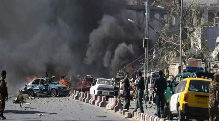 إنفجار هائل يهز شرق أفغانستان .. أعرف التفاصيل