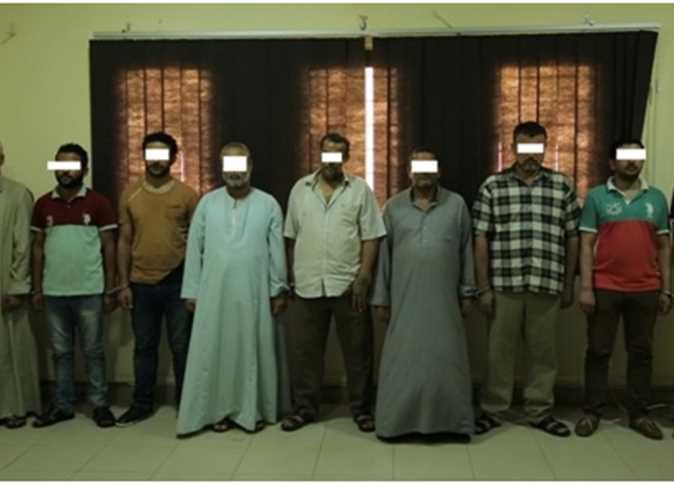 تفاصيل القبض علي أكبر وأخطر عصابة للاتجار بالبشر في مصر