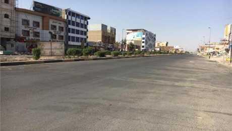 شوارع الشرقية تخلو من المارة .. والمحافظة تعلن حالة الطوارئ