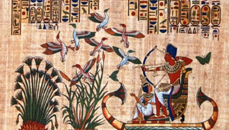 المجتمع والحضارة عند القدماء المصريين