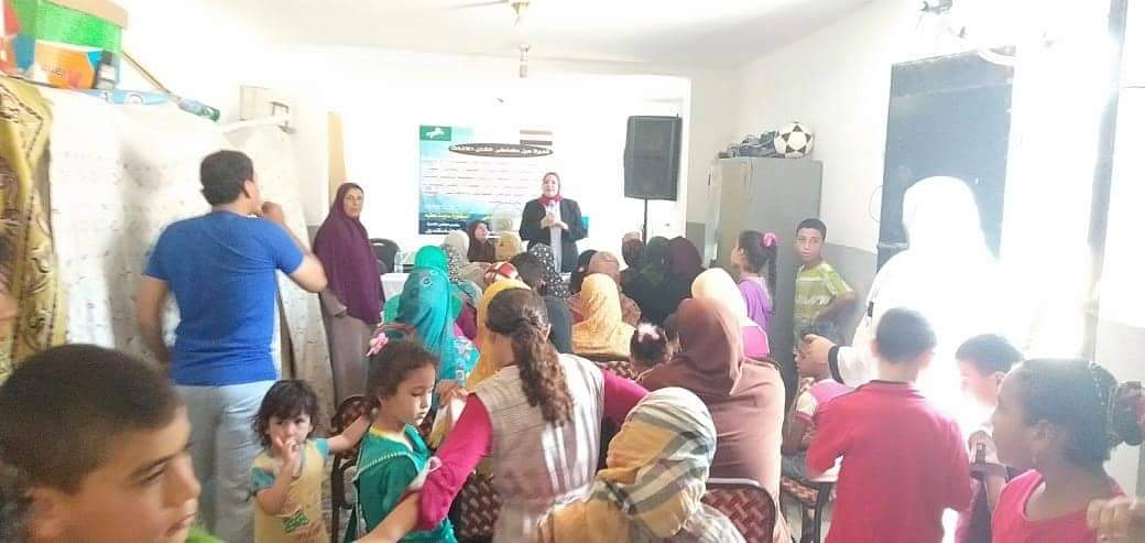 مركز شباب السعادات بالشرقية يحتضن قافلة طبية شاملة لخدمة الأهالي