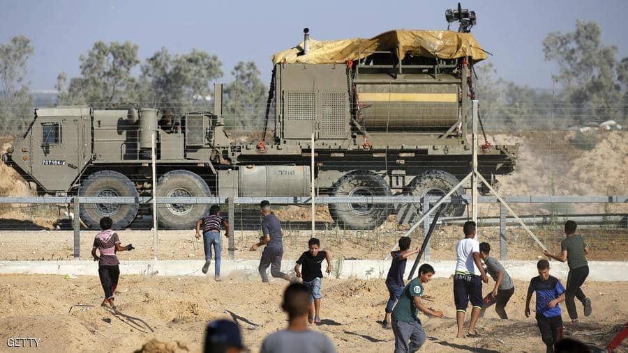 اعتقال 14 مواطنا فلسطينيا علي يد الاحتلال الاسرائيلى
