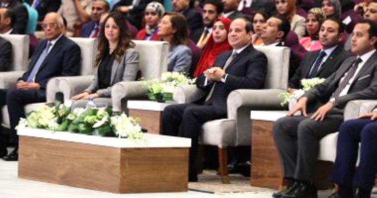 شعلان يترأس وفد جامعة الزقازيق في المؤتمر الوطني الثامن للشباب