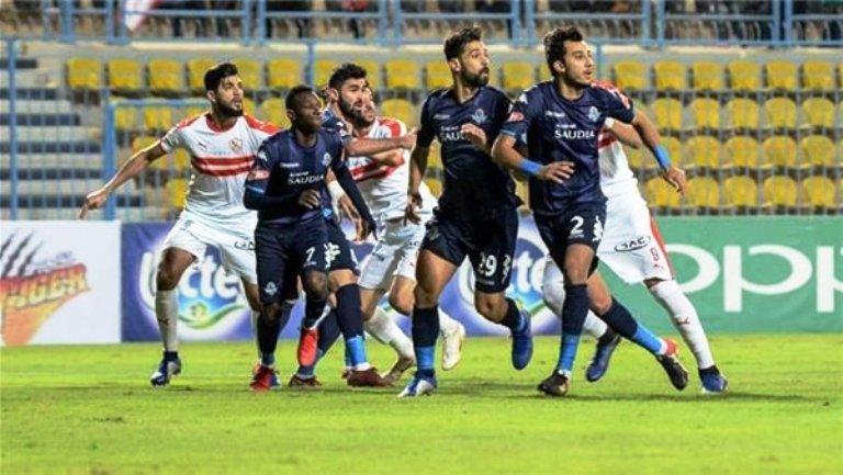 موعد مباراة الزمالك وبيراميدز اليوم فى نهائى كأس مصر جريدة