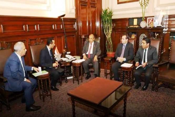 تعاون مشترك بين مصر وحنوب السودان في الزراعة