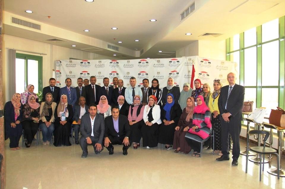 التعليم العالى: اللجنة الوطنية المصرية لليونسكو تنظم ورشة عمل حول تحسين جودة البرامج والتكوين بكليات التربية