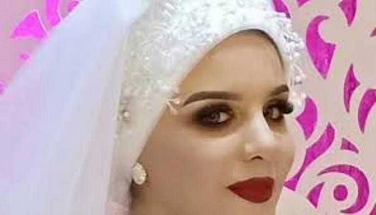 رسالة مؤثرة لعروس الشرقية قبل فراقها الحياة