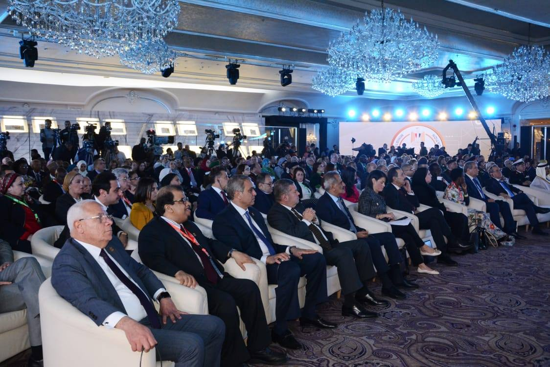 بحضور عدد من الوزراء.. انطلاق فعاليات مؤتمر