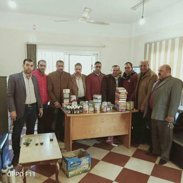 بالصور .. تحرير 8 محاضر في حملة تموينية مكبرة بقرى سيدى سالم بكفرالشيخ