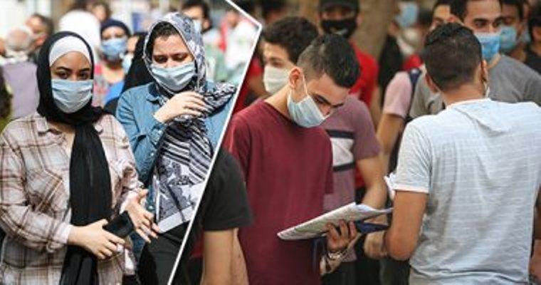 عاجل : ضبط الطلاب المسئولين عن تصوير امتحان الانجليزى للثانوية العامة