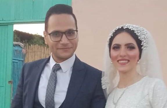الف مبروك الزفاف السعيد
