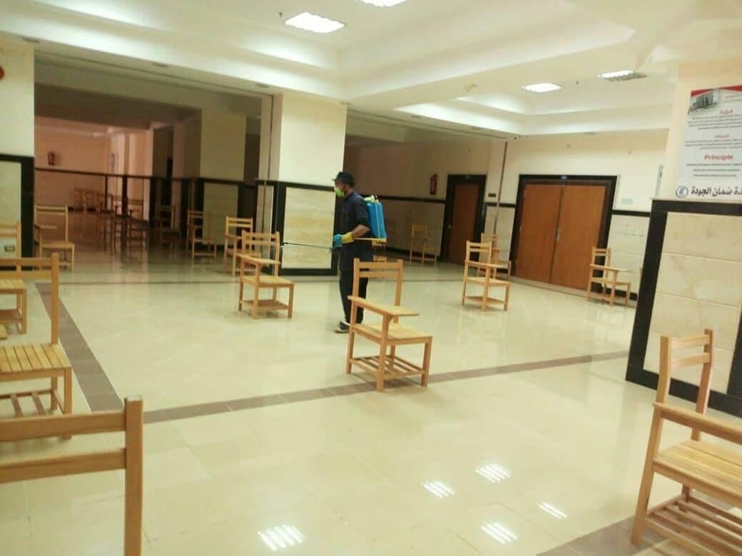 وزير التعليم العالي يطمئن على الاستعدادات النهائية لامتحانات الفصل الدراسي الثاني بالجامعات والمعاهد