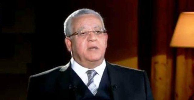 تعرف علي السيرة الذاتية للمستشار حنفى جبالى المرشح لرئاسة مجلس النواب