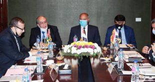 الجمعية العمومية للجسر العربي للملاحة